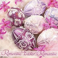 Servett Romantic Easte15-pack