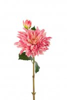 Dahlia Real Touch - Rosa