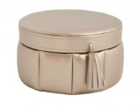 Jewelry Box Round - Champagne